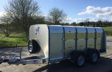 IFOR WILLIAMS 10ft SHEEP TRAILER