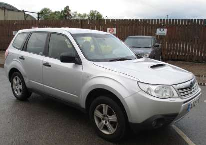 SUBARU FORESTER 2.0 D 5 Door