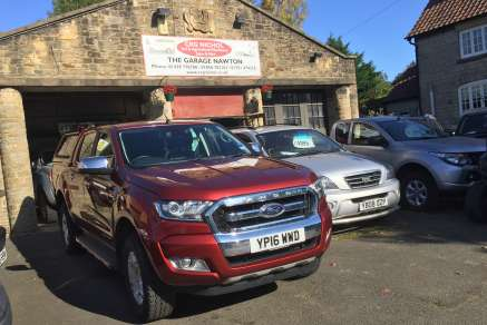 FORD RANGER 3.2 Tdci AUTOMATIC DOUBLECAB PICKUP