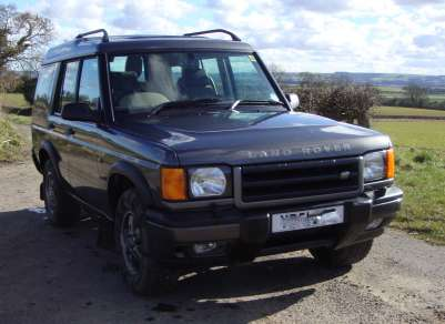 LANDROVER DISCOVERY Td5 ADVENTURER 5 DOOR
