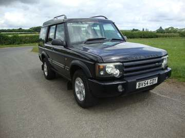 LAND ROVER DISCOVERY Td5 PURSUIT 5 DOOR, 7 SEATS