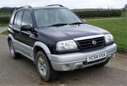 SUZUKI GRAND VITARA 2.0 5 DOOR PETROL CAR