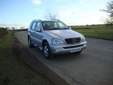 MERCEDES ML270 CDI AUTO 5 DOOR