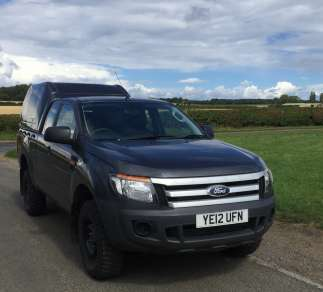 FORD RANGER 2.2 Tdci EXTRACAB PICKUP