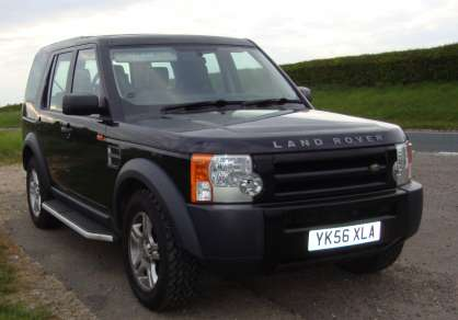 LAND ROVER DISCOVERY Tdv6 AUTO 5 DOOR, 7 SEATS