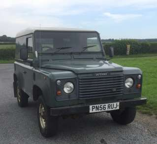 LAND ROVER 90 2.5 Td5 HARDTOP