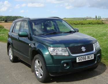 SUZUKI GRAND VITARA 2.0 PETROL 5 DOOR