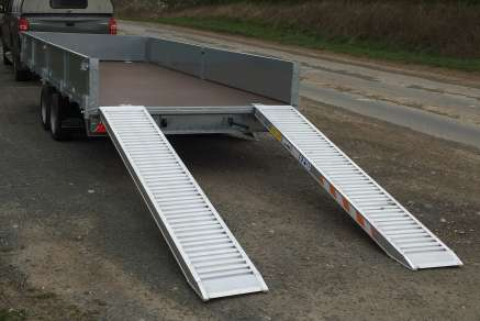 NEW 8ft ALLOY RAMPS