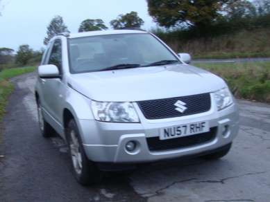 SUZUKI GRAND VITARA VVT 1.6 PETROL 3 DOOR
