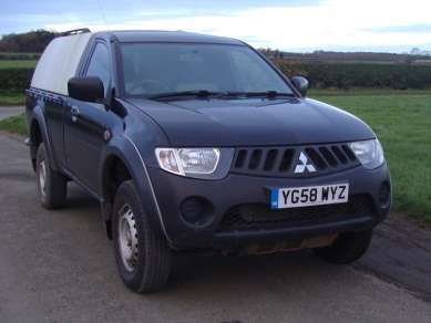 MITSUBISHI L200 2.5 DID 4 LIFE SINGLE CAB PICKUP