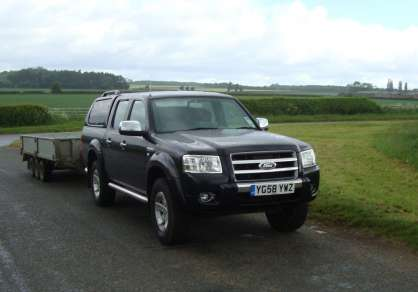 FORD RANGER 3.0 Tdci AUTO THUNDER DOUBLECAB