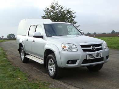 MAZDA BT 50 TS 4X4 DOUBLE CAB PICKUP