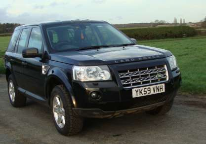 LAND ROVER FREELANDER Td4 GS 5 DOOR