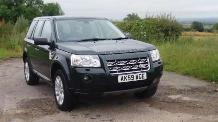 LAND ROVER FREELANDER 2 2.2 TD HSE 5 DOOR