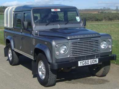 LANDROVER 110 2.4 Tdci DOUBLECAB PICKUP