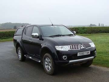 MITSUBISHI L200 2.5DID TROJAN DOUBLE CAB PICKUP