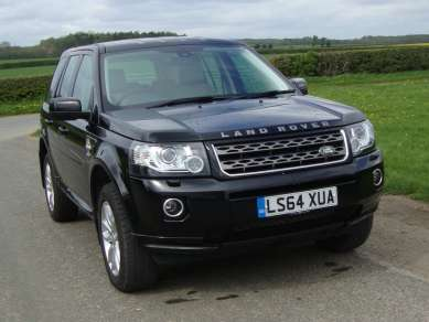 LAND ROVER FREELANDER Td4 SE 5 DOOR