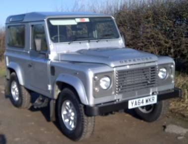 LAND ROVER 90 2.2 Tdci COUNTY STATION WAGON