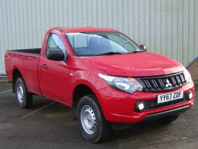 MItSUBISHI L200 2.4 Did 4 LIFESINGLECAB PICKUP