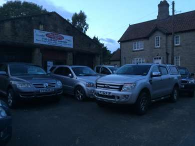 FORD RANGER 3.2 Tdci LTD DOUBLECAB PICKUP