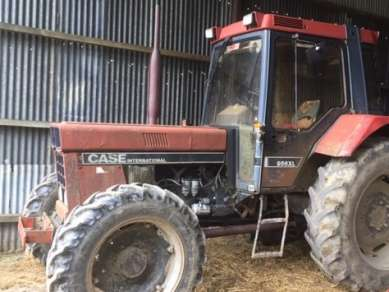 CASE 956 XL 4WD TRACTOR