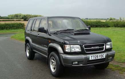 ISUZU TROOPER 3.0 TD 5 DOOR