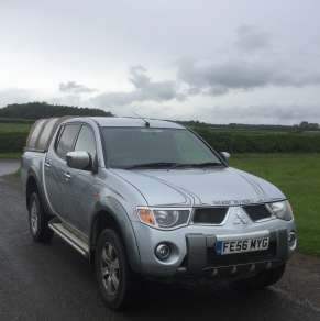 MITSUBISHI L200 2.5 DI-D ANIMAL PICKUP