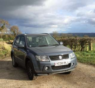 SUZUKI GRAND VITARA 2L 5 DOOR