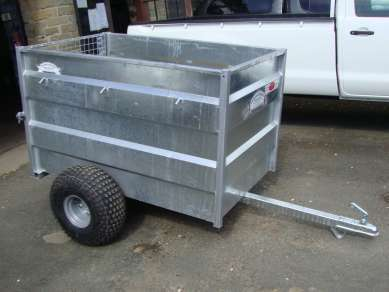 NEW GRAHAM EDWARDS ATV TRAILER