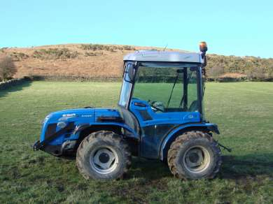 BCS VALIANT 650 RS TRACTOR