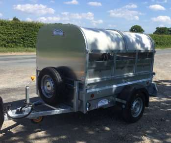 NEW GRAHAM EDWARDS 6ft GENERAL PURPOSE TRAILER