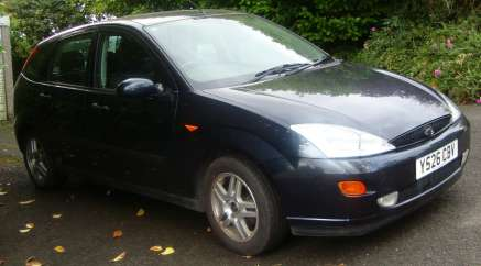 FORD FOCUS ZETEC SE 1.6 5 DOOR HATCHBACK
