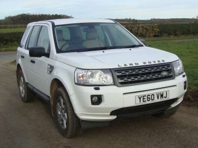 LAND ROVER FREELANDER Td4 5 DOOR