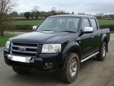 FORD RANGER 2.5 Tdci AUTO DOUBLE CAB PICKUP