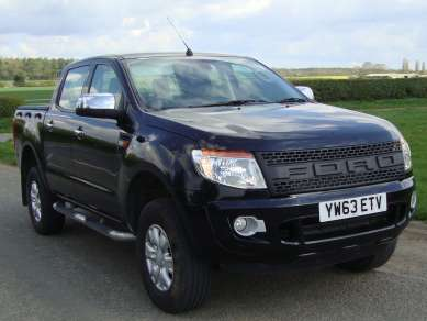 FORD RANGER 2.2 Tdci 4X4 XLT DOUBLECAB PICKUP