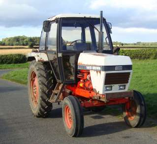 DAVID BROWN 1290 2WD TRACTOR