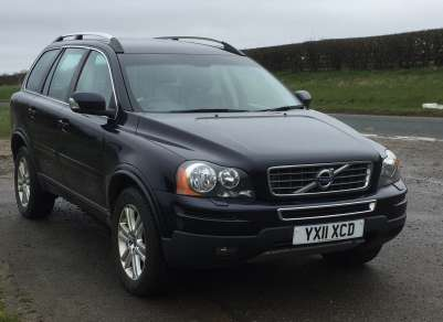 VOLVO XC 90 4X4 SE 6 SPEED AUTO ESTATE