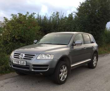 VW TOUAREG 2.5Tdi AUOTMATIC 5 DOOR