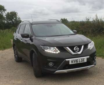 NISSAN X TRAIL 1.6 Dci TEKNA 5 DOOR XTRONIC