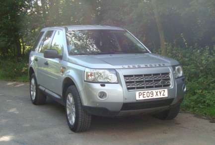 LANDROVER FREELANDER 2.2 Td4 COMMERCIAL 5 DOOR