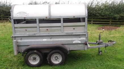 GRAHAM EDWARDS 6ft GENERAL PURPOSE TRAILER