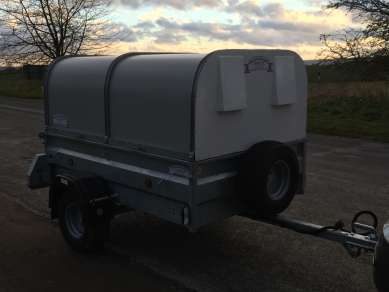 NEW GRAHAM EDWARDS SHEEP n PIG TRAILER