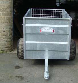 GRAHAM EDWARDS ATV TRAILER