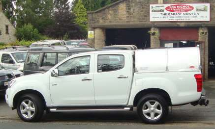 NEW GAMIC CANOPY TO FIT  ISUZU RODEO YUKON PICKUP