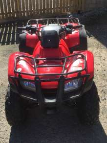 HONDA TRX 250 TE 2WD QUAD BIKE