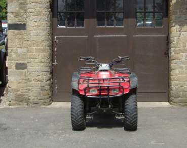 HONDA BIG RED 300 2WD QUAD