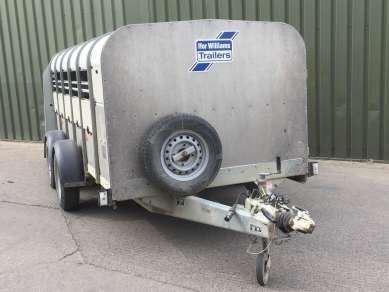 IFOR WILLIAMS 12 FT SHEEP TRAILER