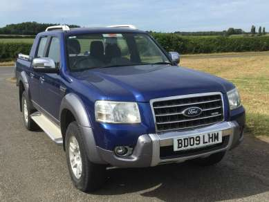 FORD RANGER 3.0 Tdci 4X4 WILDTRAK DOUBLECAB PICKUP