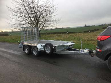 NEW NUGENT  PLANT TRAILER