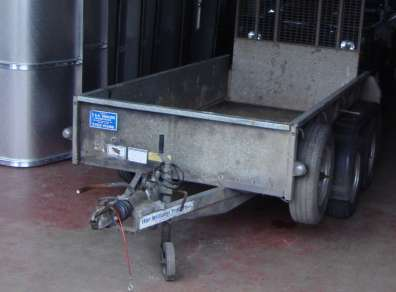 IFOR WILLIAMS GENERAL PURPOSE TRAILER